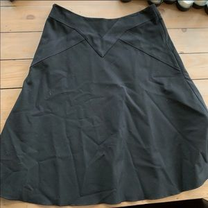 A-Line Business Suit Skirt by Ideology